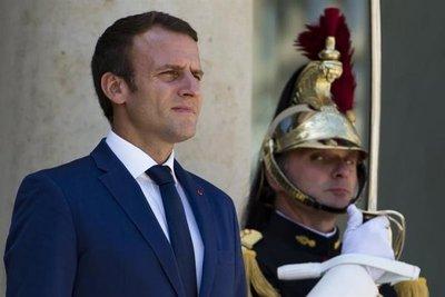 Francia pide fin a violencia en Venezuela