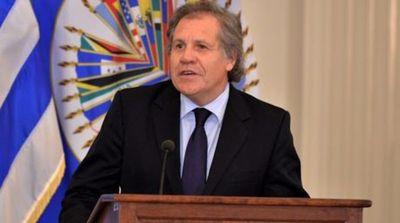 Luis Almagro llamó al régimen a asumir los resultados