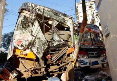 Grave accidente en medio de tensión generada por protesta campesina