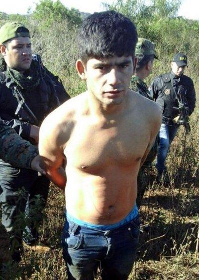 Cae en Guayaybí el presunto asesino de los policías del GEO de Caaguazú