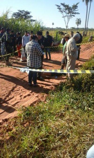 Resultado de imagen para YBY YAÚ. Encuentrab cuerpo sin vida de un hombre de 61 años