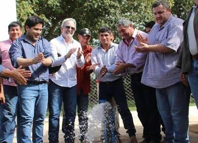 El INDERT inaugurará más sistemas de agua para las comunidades rurales