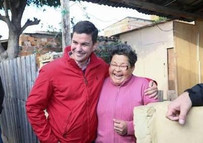 """Santi pide trabajar con """"entusiasmo y dedicación"""" para transformar el país"""