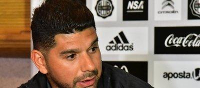 Néstor Ortigoza: En Olimpia me di cuenta que me querían