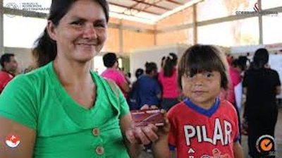 Tekoporã: van a cobrar hoy los beneficiados