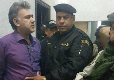 Abortan supuesto plan de fuga de Jarvis Pavão