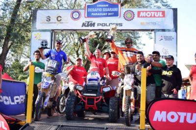 Cierra con éxito el tercer Desafío Guaraní