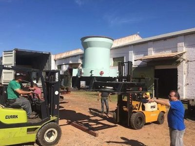 Preparan fábrica de fertilizantes