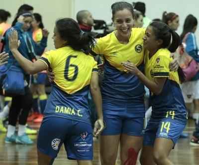 Vuelve el furor del fútbol femenino a nivel local