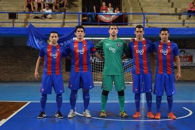 Cerro Porteño y Sport Colonial con goles clasifican a cuartos en Premium Futsal