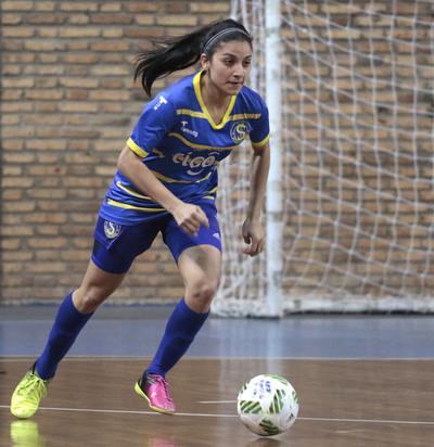 Futsal Femenino electrizante amenaza con goles primera noche de setiembre