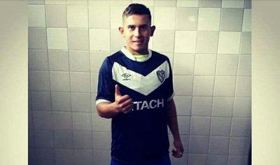 El juvenil de Colonia Independencia que brilla en Vélez
