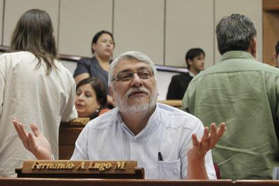 Lugo llamará a convocatoria y asegura rechazo del veto en Senadores
