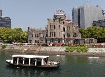 Hiroshima, de ciudad arrasada por la bomba a destino turístico