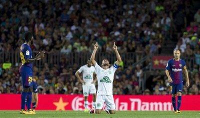 Barcelona se queda con el Joan Gamper en la noche del Chapecoense