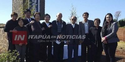 CONMEMORAN 60 AÑOS DE LA INMIGRACIÓN JAPONESA EN FUJI LA PAZ.