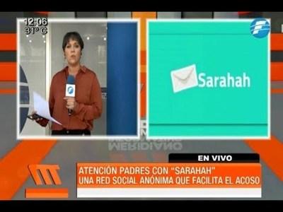 """""""Sarahah"""" la red social anónima que facilita el acoso"""