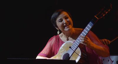 Berta Rojas realizará gira por Central