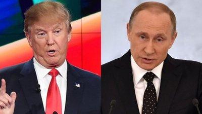 Trump dice que ahorrará gracias a Putin