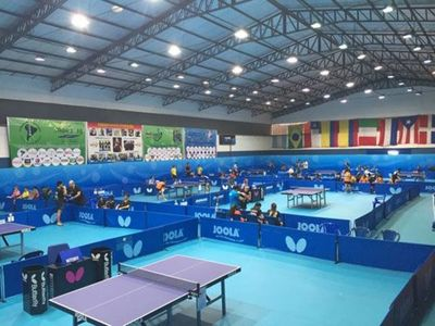 Latinoamericano de tenis de mesa