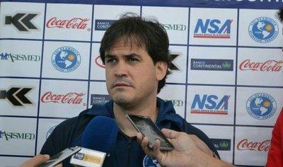 Diego Gavilán, nuevo técnico de Sol