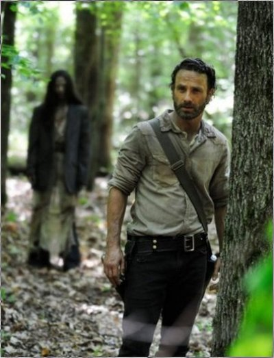 Creador de The Walking Dead denuncia a cadena AMC
