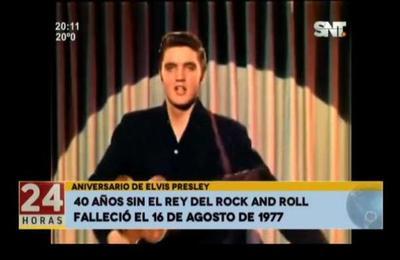 Aniversario de Elvis Presley