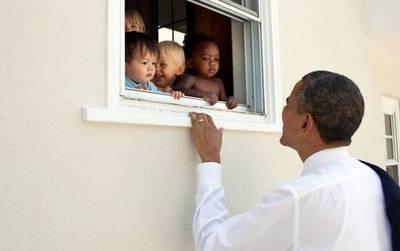 Obama rompe un récord en Twitter con un posteo sobre Charlottesville