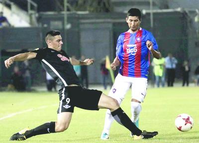 Tacuara alentó a CERRO PORTEÑO
