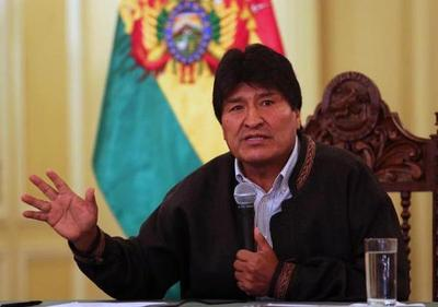 Evo: Defender a Venezuela es defender a toda América Latina
