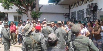 Venezuela: 37 muertos y 14 heridos en la toma de un penal