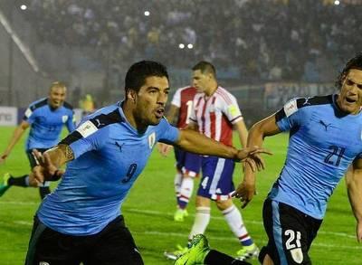 Suárez se baja de la selección charrúa