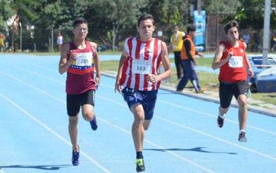 Ya están los representantes paraguayos en atletismo