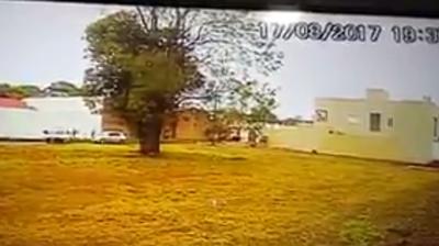 Revelan video sobre secuestro en Ponta Porã