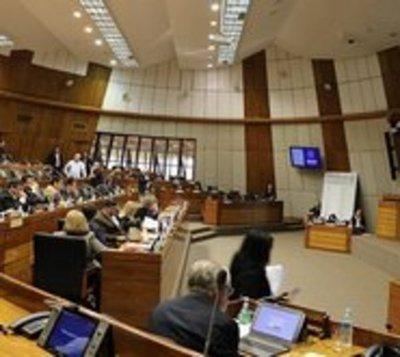 Postergan tratamiento del veto al proyecto de subsidio de deudas