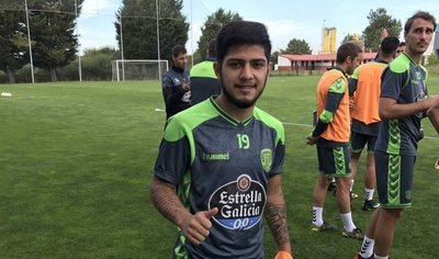 Elogian al paraguayo Sergio Díaz: Tiene mucha calidad