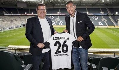 El paraguayo Raúl Bobadilla regresa al Mönchengladbach alemán