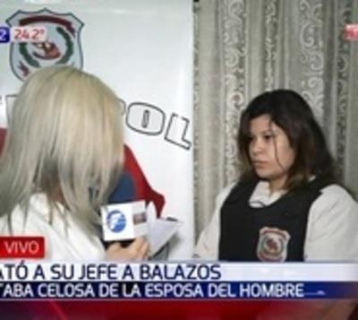 Detienen a mujer que habría asesinado a su jefe en Villarrica