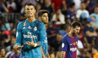 CR7 y Messi encabezan la lista de candidatos a The Best