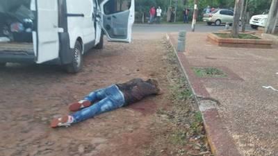 Dos robacoches heridos tras enfrentarse a la Policía