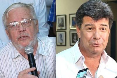 Ferreiro confirma que podría ser vice de Alegre o Balmelli