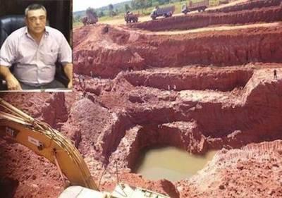 Óscar Chávez está detrás del 'negocio del oro' en Paso Yobai, afirma intendente