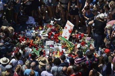 España: víctimas de atentados son de 35 nacionalidades