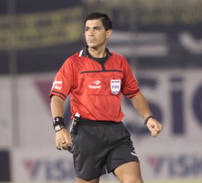 Cáceres arbitrará en el Mundial Sub 17