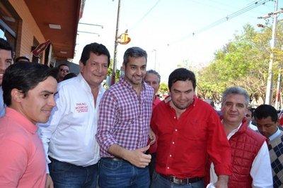"""""""Marito"""" realiza una gira por Misiones"""