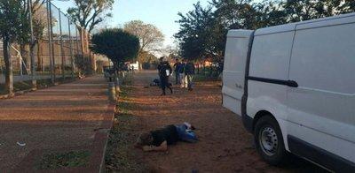 Desbaratan una banda de asaltantes tras un enfrentamiento con policías