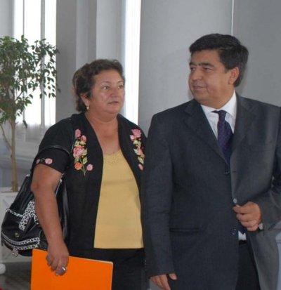 Exgobernadora fue recluida en Buen Pastor