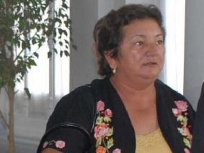 Exgobernadora está presa en Buen Pastor