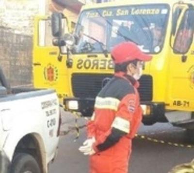Un hombre muere atropellado en San Lorenzo
