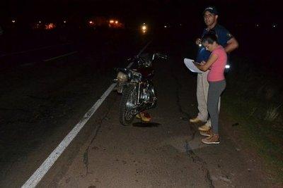 Motociclista muere arrollado en Concepción